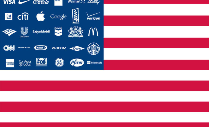 Which American Corporations Donate?